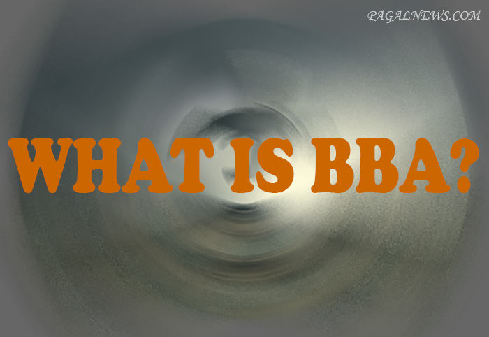 WHAT IS BBA?