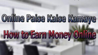 Online Paise Kaise Kamaye Top 5 Tarike