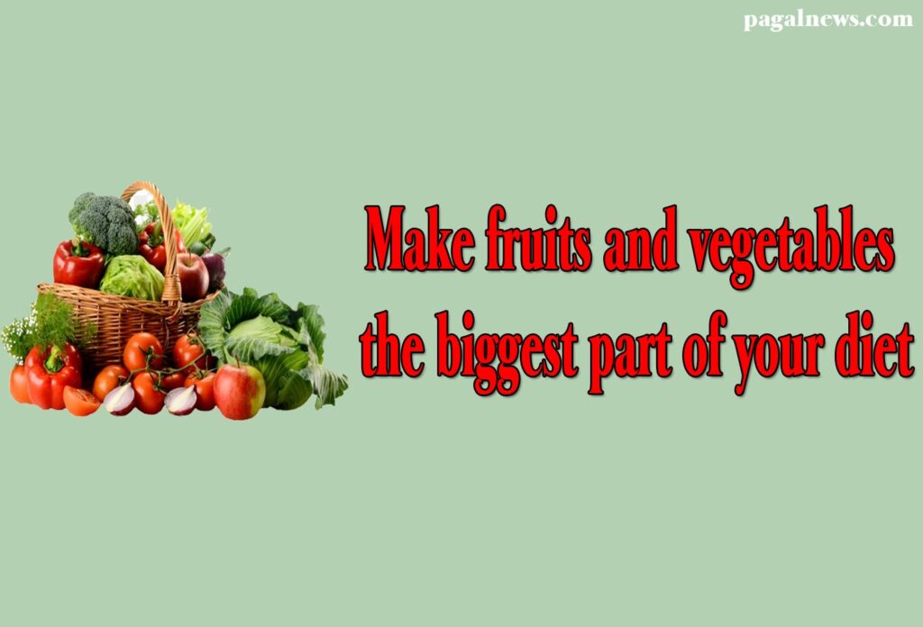 health tips and nutrients and food